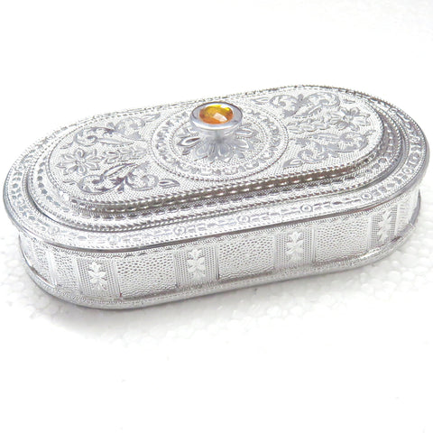 Oval Multi Purpose Box