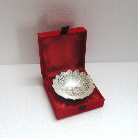Bowl Silver Plated - Item Code 296