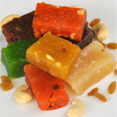 Assorted Halwa from Sri Krishna Sweets