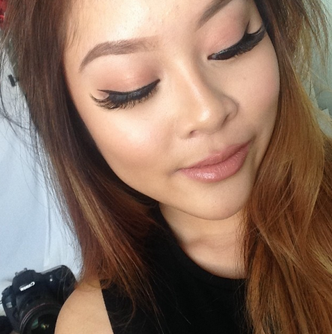 A Touch of Sexy With ESQIDO Lashes in Lashmopolitan
