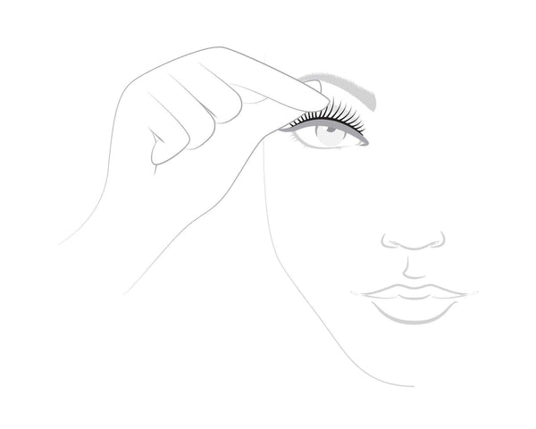 Strip False Eyelashes vs Eyelash Extensions
