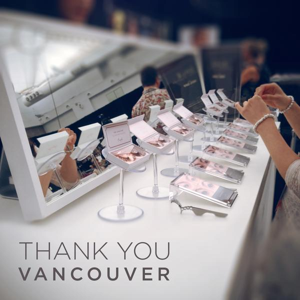 Thank You IMATS Vancouver!