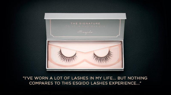 What's the Buzz About Esqido? (Plus a Little False Lash Tutorial!)