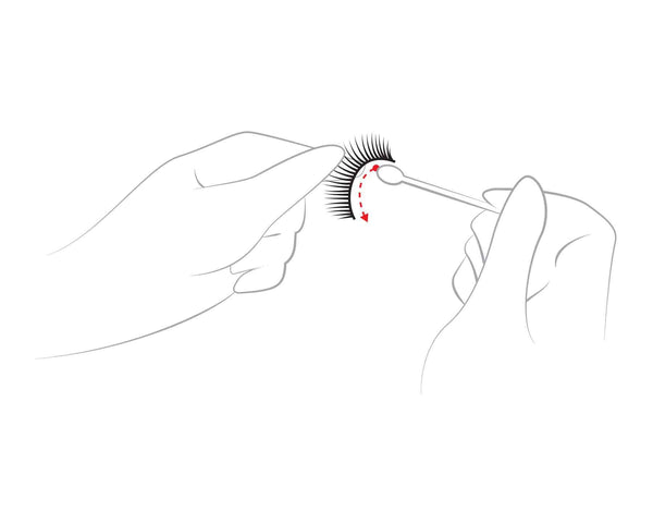 How to Properly Remove False Eyelashes