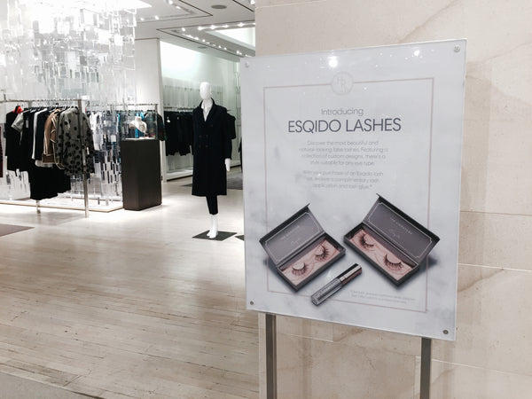 ESQIDO at Holts