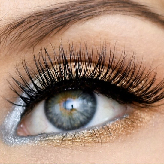 Synthetic vs Mink Lashes - The Most Natural Looking False ...