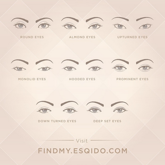 6ae569673af Finding the Perfect Pair of False Lashes for Beginners – ESQIDO