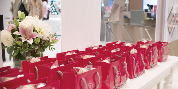 Gift bags for VIPs