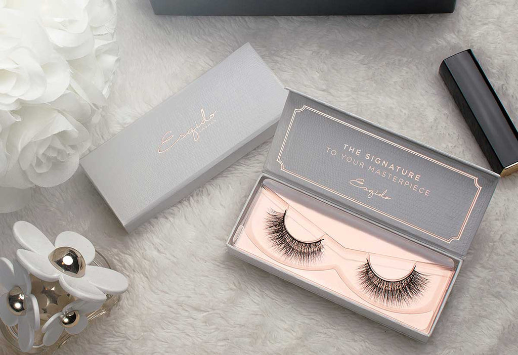 Mink lashes are easy for beginners to put on