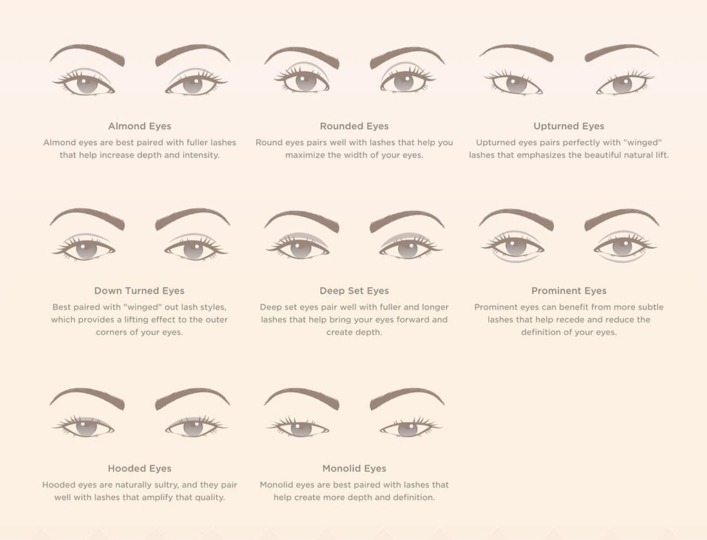 Find the easiest false lashes to apply for beginners