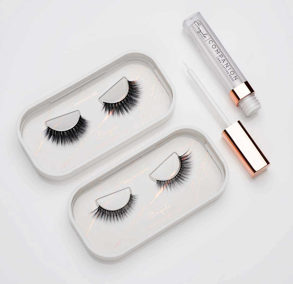 Unisyn synthetic false eyelashes