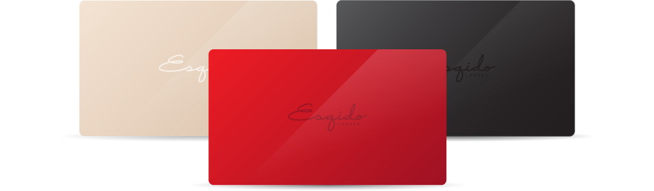 Buy an ESQIDO Gift Card!
