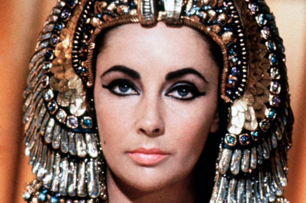Eyeliner was invented in ancient egypt