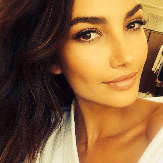 Our falsies as seen on Lily Aldridge