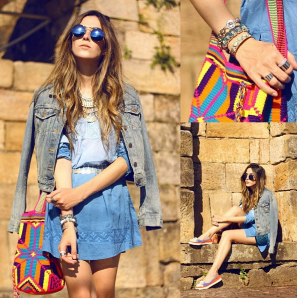 Brasil Blogger Fashioncoolture Features Wayuu Tribe