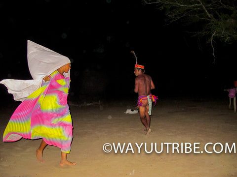 wayuu ceremony dance