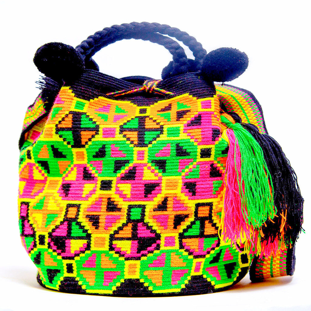 15% OFF Limited ED. Hermosa Wayuu Bag - MOCHILAS WAYUU BAGS
