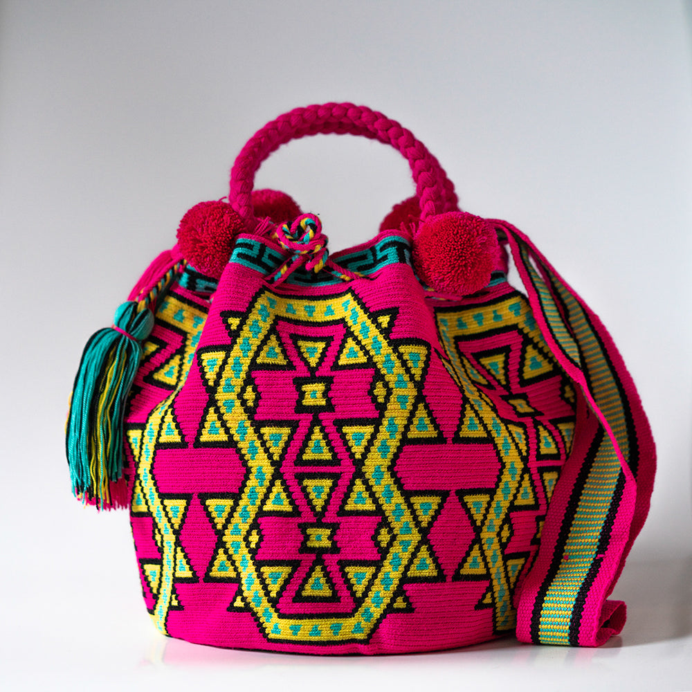 Limited ED. Hermosa Wayuu Bag