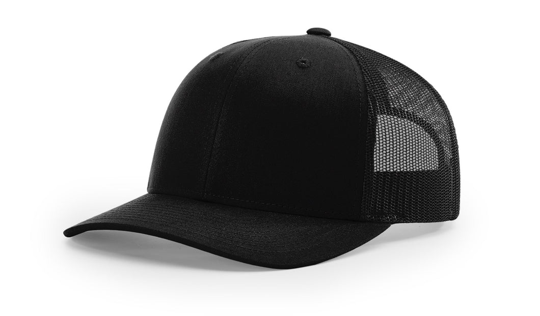 Richardson 112 Trucker Hat (Embroidered)