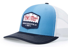 Load image into Gallery viewer, Richardson 112 Trucker Hat (Embroidered Patch)
