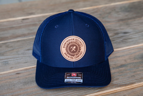 Richardson 112 Trucker Hat (Leather Patch)