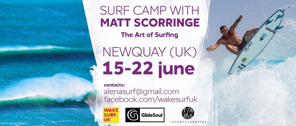 GlideSoul Surf Camp in Newquay!