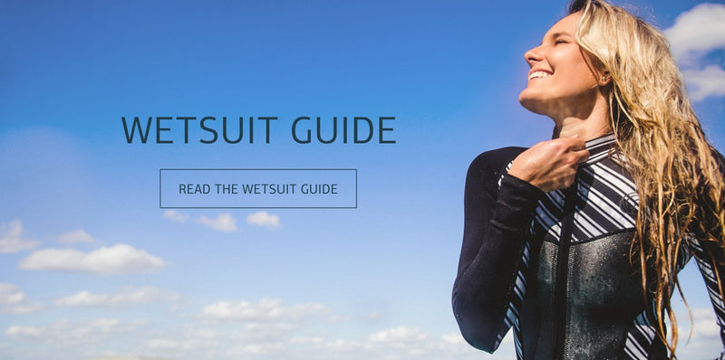 How to choose your wetsuit?