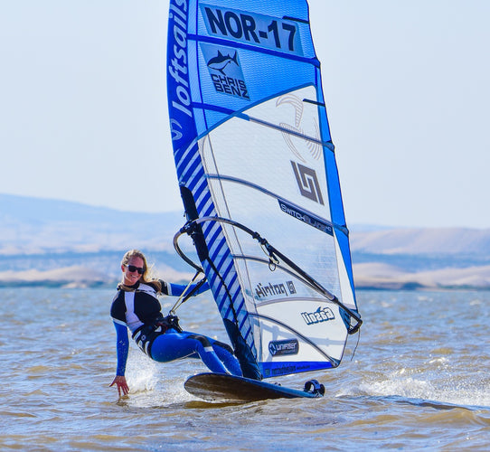 Windsurfing on your bucket list?