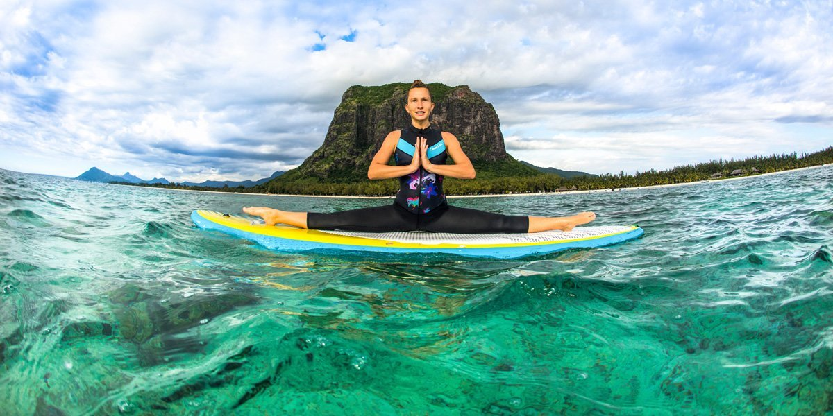 How to Start SUP Yoga