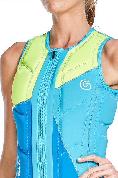 FlashBack 74 Reversible Asymmetric Comp Vest