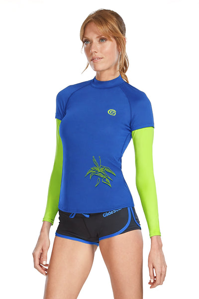 Bloom Long Sleeve Rashguard
