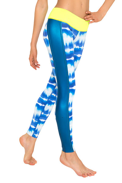Tie Dye 1 MM Leggings