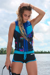 Bloom Reversible Comp Vest