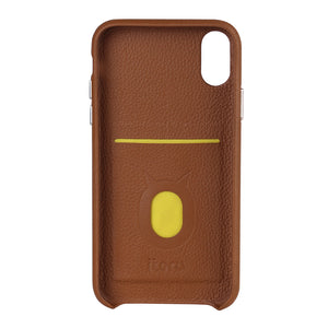 Italy Leather All Wrapped Case_Cubic_iPhone XS Max Italian Leather Case - iToro