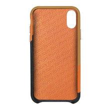 Load image into Gallery viewer, Hide n Go_iPhone Mix N Match Case_iPhone XR Italian Leather Case - iToro