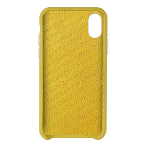Ostrich Leather Case_ iPhone XS Max Italian Leather Case - iToro
