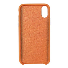 Load image into Gallery viewer, Ostrich Leather Case_ iPhone XR Italian Leather Case - iToro