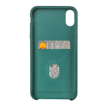 Load image into Gallery viewer, Italy Leather All Wrapped Case_Cubic_iPhone XS Italian Leather Case - iToro