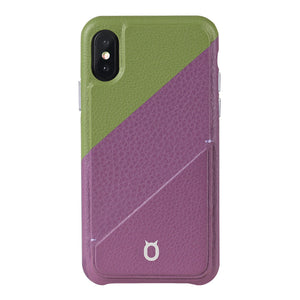Hide n Go_iPhone Mix N Match Case_iPhone XS Max Italian Leather Case - iToro