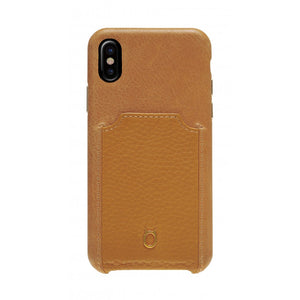 Slip n Go_iPhone X Italian Leather Case - iToro