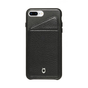 Wallet n Go_ iPhone 7 / 8 Plus Italian Leather Case - iToro