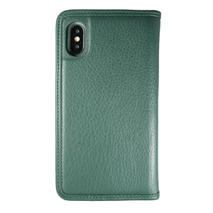 More. Leather Wallet01_iPhone XS MAX Italian Leather Case - iToro
