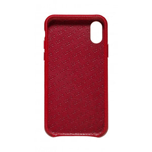 Strap n Go_iPhone XS Italian Leather Case - iToro