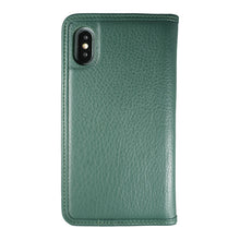 Load image into Gallery viewer, More. Leather Wallet02_iPhone X Italian Leather Case - iToro