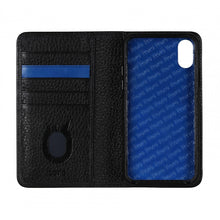 Load image into Gallery viewer, More. Leather Wallet02_iPhone XS Italian Leather Case - iToro