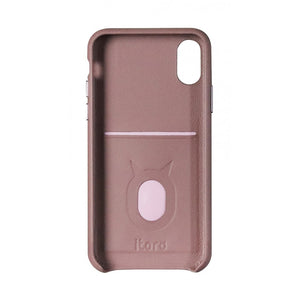 ITALY Leather All Wrapped Case_iPhone XS Italian Leather Case - iToro