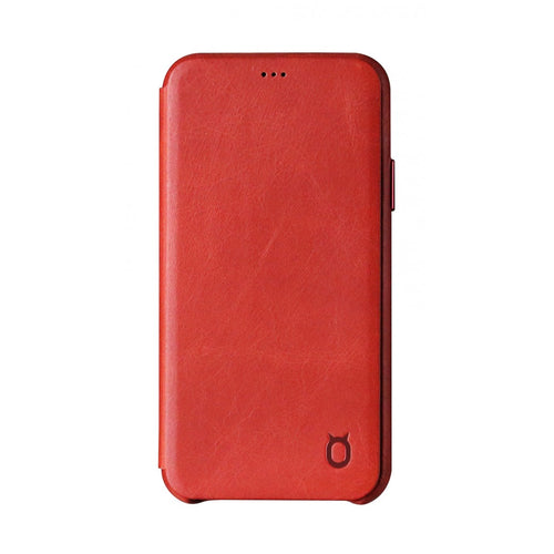 ITALY Leather Folio_iPhone X Italian Leather Case - iToro