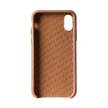 Load image into Gallery viewer, ITALY Leather Weaved Case_iPhone XS Italian Leather Case - iToro