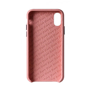 ITALY Leather Weaved Case_iPhone XS Italian Leather Case - iToro