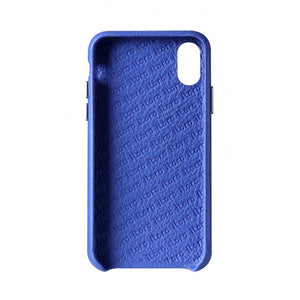 ITALY Leather Weaved Case_iPhone X Italian Leather Case - iToro
